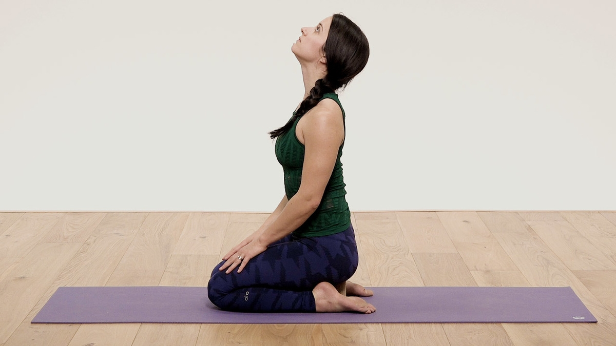 Neck tension release