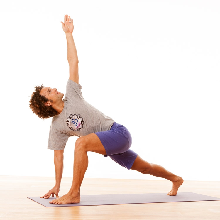 David Lurey, Mindful Mellow flow collection, EkhartYoga