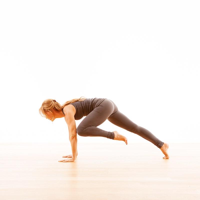 Core Strength Vinyasa Yoga Ekhart Yoga