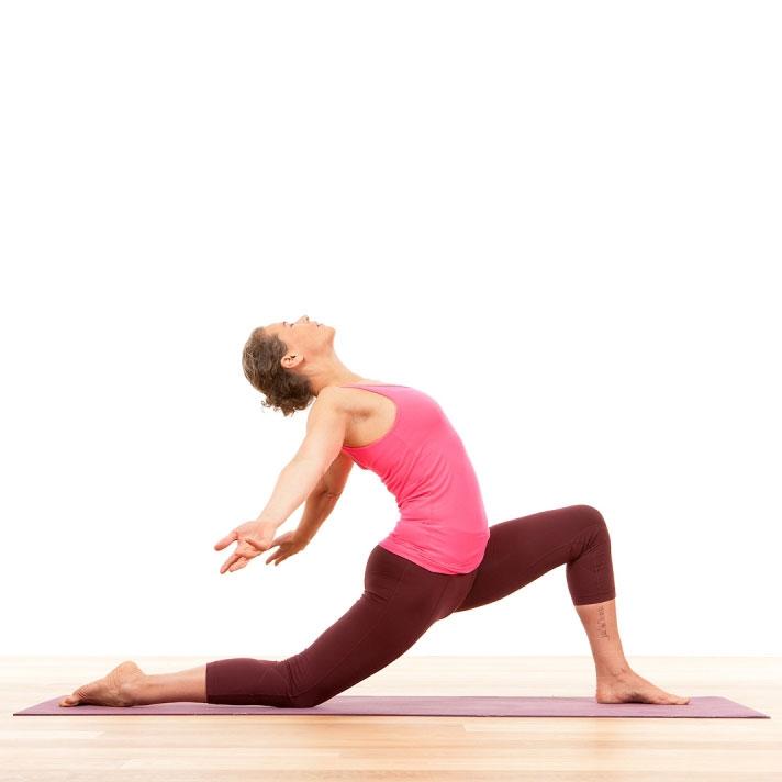Anusara Yoga Ekhart Yoga