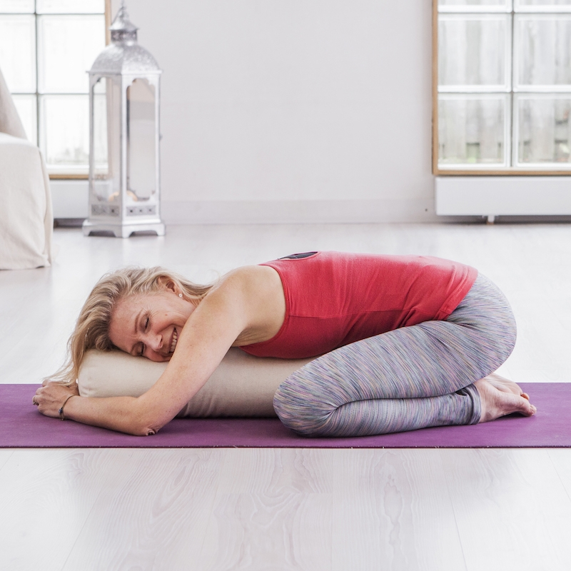 Restorative Yoga Ekhart Yoga