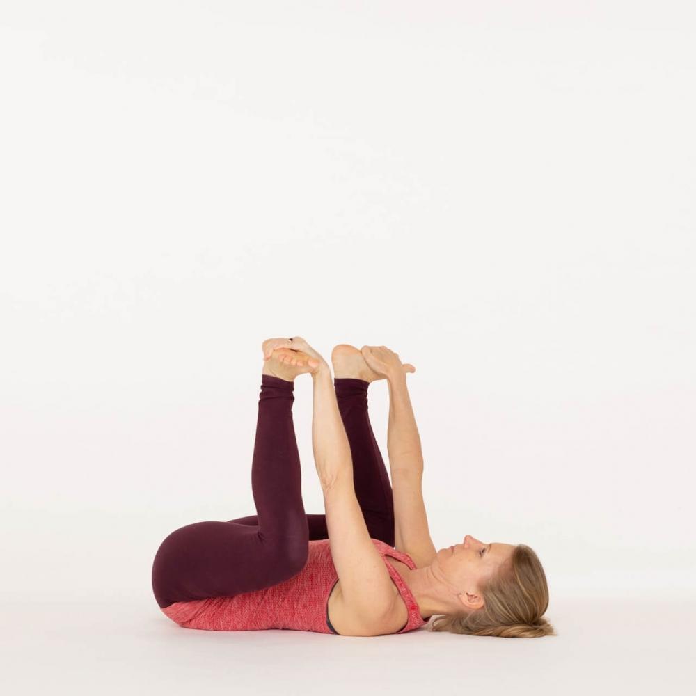 Ananda Balasana - Happy Baby Pose | Ekhart Yoga
